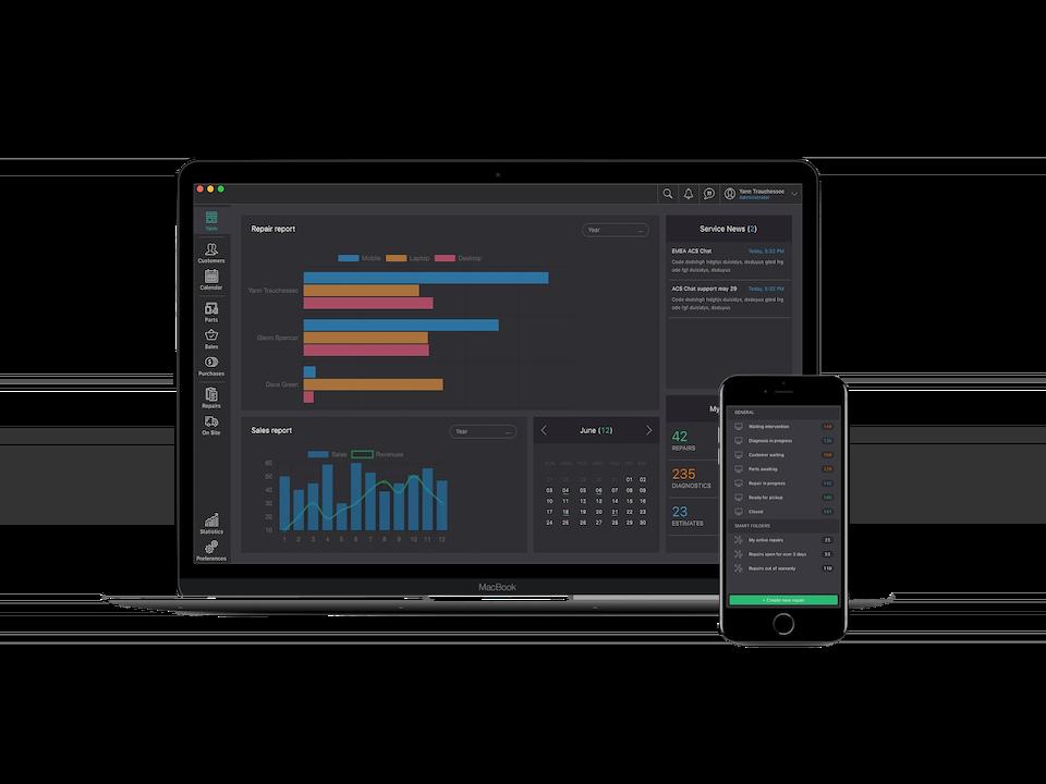 GestioTech - Apple AASP GSX and API Tools